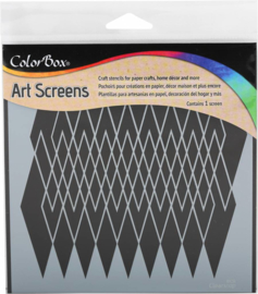 Clearsnap ColorBox Art Screens Argyle (85022)