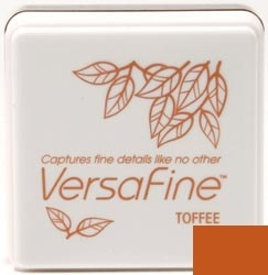 Toffee Versafine Small Pad