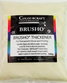 Brusho Thickener - 100g