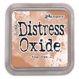 Ranger Distress Oxide Ink Pad - Tea Dye TDO56270