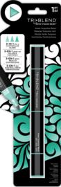 Spectrum Noir Triblend - Green Turquoise Blend GT1, GT2, GT3