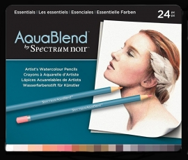 Spectrum noir Aquablend potloden Essentials SPECAB-ESS24