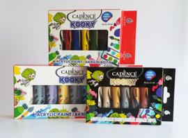 Cadence Kooky acrylverfsets