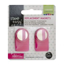 Vaessen Creative magnets replacement x2 2137-039