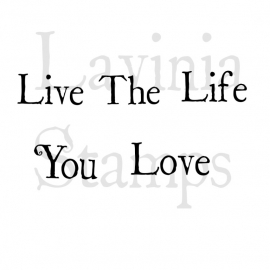 Live The Life LAV410