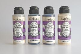 Cadence Velvet shimmer powder