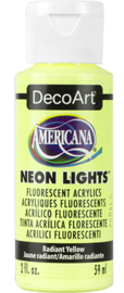 Neon Lights Radiant Yellow DA342-3 59 ml