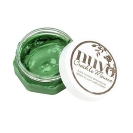 Nuvo Crackle Mousse - Chameleon Green 1395N