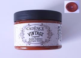 Cadence Vintage Legend gesso Bruin 01 025 0012 0150 150 ml