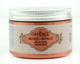 Cadence Metallic Relief Pasta Koper 01 085 5927 0150 150 ml