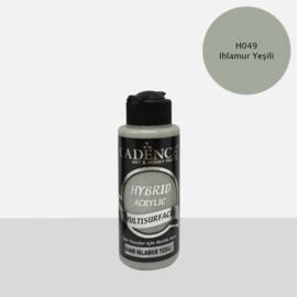 Cadence Hybride acrylverf (semi mat) Linden groen 01 001 0049 0120 120 ml  301200/0049
