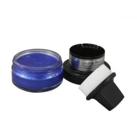 Metallic Gilding Polish Mediterranean Blue