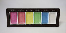 Pearl Colors, 6 Colors set MC20PC/6V