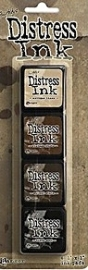 Mini Distress Pad Kit 3