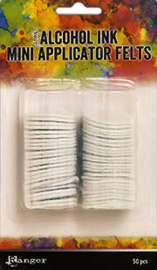 Ranger MINI ALC INK APPL TOOL REPLACEMENT FELTS 50PCS TAC62165