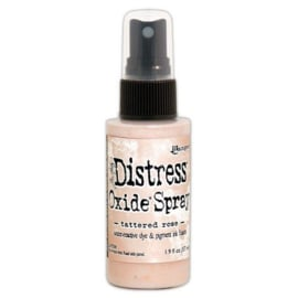 Ranger Distress Oxide Spray - Tattered Rose TSO67924Tim Holtz