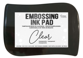 Couture Creations Embossing Ink Pad Clear (CO728278)