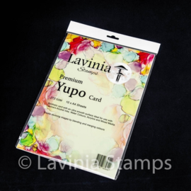Yupo Card A4 Pack of 10 loose A4 272gsm sheets (296 x 210mm)