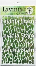 Crackle- Lavinia Stencils ST004