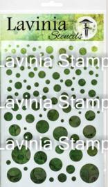 White Orbs – Lavinia Stencils ST018