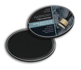 Spectrum Noir Inktkussen - Harmony Water Reactieve - Jet Black