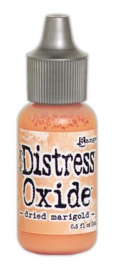 Ranger Distress Oxide Re- Inker 14 ml - Dried Marigold TDR57017