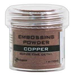 Ranger Embossing Powder 34ml - super fine copper EPJ36661