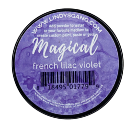Lindy's Stamp Gang French Lilac Violet Magical (mag-jar-05)