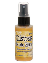 DIST OXIDE SPRAY INK 2OZ, FOSSILIZED AMBER TSO64756