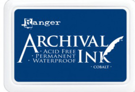 Ranger - Archival Ink Pads - Cobalt AIP31444
