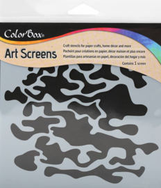 Clearsnap ColorBox Art Screens Camo (85047)
