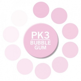 Chameleon Pen Bubble Gum PK3
