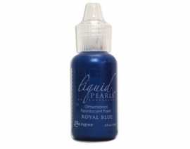 Liquid Pearls Royal Blue