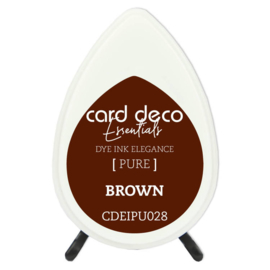 Card Deco Essentials Fade-Resistant Dye Ink Brown  CDEIPU028