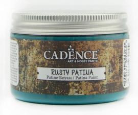 Cadence rusty patina verf Patina groen 01 072 0002 0150 150 ml