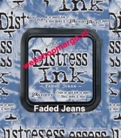 Distress Ink Pad Faded Jeans TIM21452