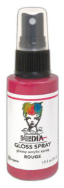 Ranger Dina Wakley MEdia Gloss spray 59 ml - Rouge MDO76513 Dina Wakley