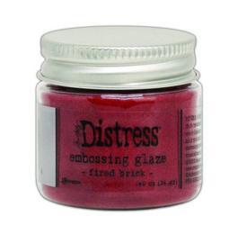 Ranger Distress Embossing Glaze Fired Brick TDE70979 Tim Holtz