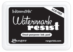 Ranger Watermark Resist