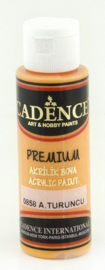 Cadence Premium acrylverf (semi mat) Light Orange 01 003 0858 0070 70 ml