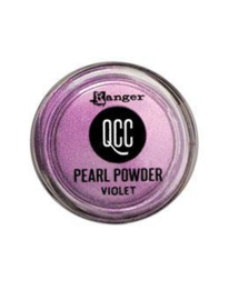 QuickCure Clay Pearl Powders Violet, 0.25oz - QCP71716
