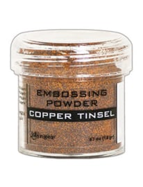 Ranger Embossing Powder 34ml - EP - COPPER TINSEL EPJ60420