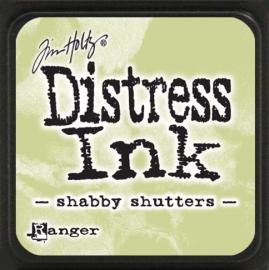 Shabby Shutters TDP40163