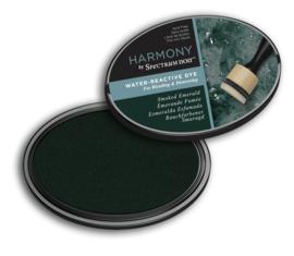 Spectrum Noir Inktkussen - Harmony Water Reactieve - Smoked Emerald