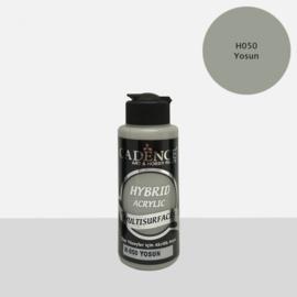 Cadence Hybride acrylverf (semi mat) Moss 01 001 0050 0120 120 ml 301200/0050