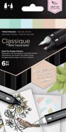 "Spectrum Noir Classique ""Hint Of"" (6 stuks) - Tinted Naturals"