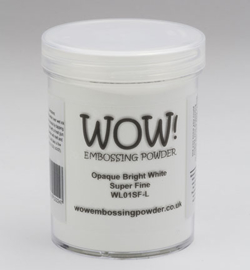 WOW! WL01SF-L   Opaque Bright White