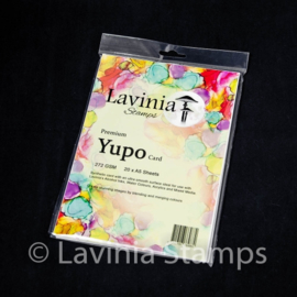 Yupo Card A5 Pack of 20 loose A5 272gsm sheets