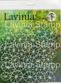 Abstract – Lavinia Stencils ST022 20 x 20 cm