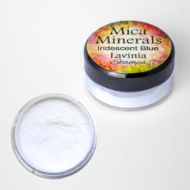 Mica Minerals – Iridescent Blue